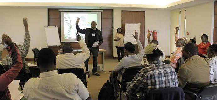 Change Management Training in Kenya