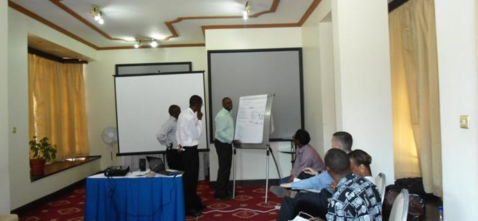 Organizational Culture Training Program in Kenya