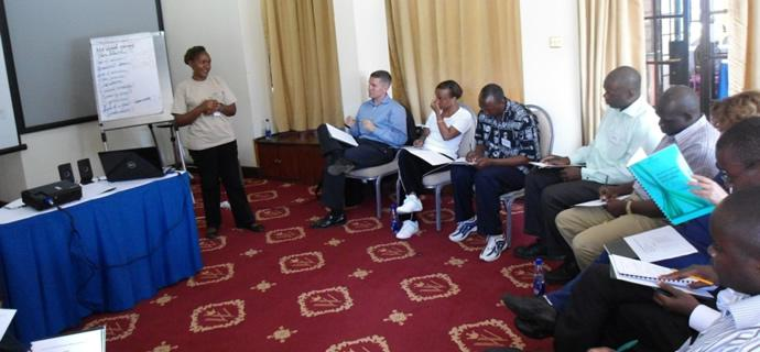 Performance Management Training in Kenya