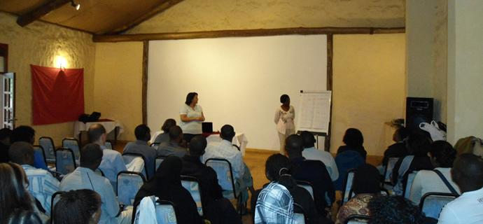 Youth Training Program in Kenya
