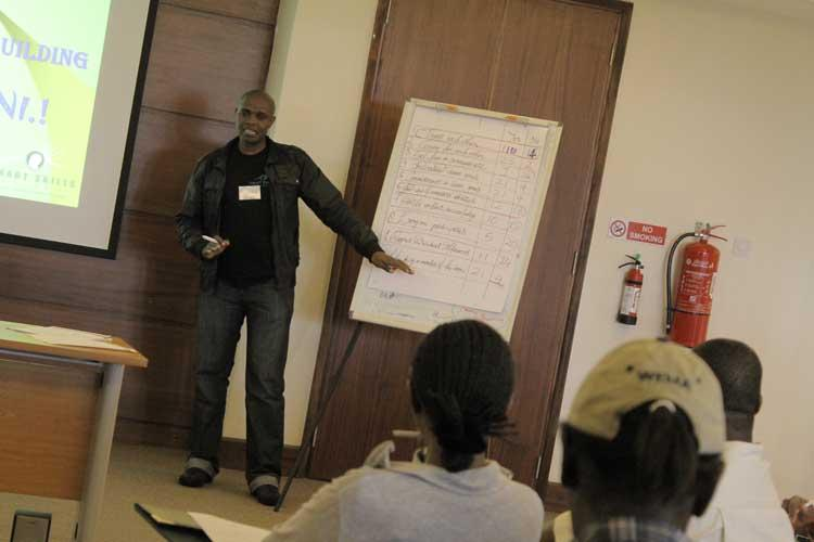 Corporate Staff Training and Team Building in Kenya