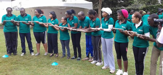 Corporate Team Building in Kenya